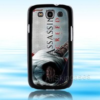 Assassin's Creed 3D Action Video Game Samsung Galaxy S3 Case Cover