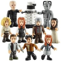 Character Building Doctor Who Micro Figures Series 2 - Single Figure Foil Bag X 4