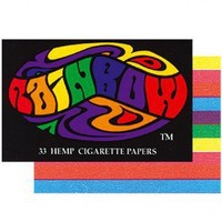 Rainbow Regular Size Wide Hemp Rolling Papers