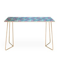 Ginette Fine Art I Love Jellyfish Desk
