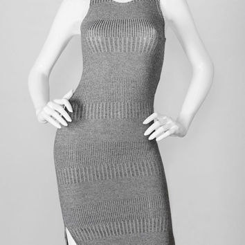 SHE HAS ARRIVED BODYCON DRESS