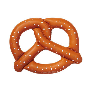 Giant Pretzel Pool Floatie