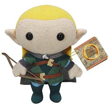 Lord of the Rings Legolas Plush - Funko - Hobbit / Lord of the Rings - Plush at Entertainment Earth