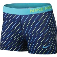 Nike Women's 3'' Pro Bolt Compression Shorts