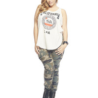 Jalate Jeans Twill Camo Pants | Wet Seal +