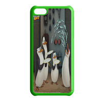 Funny Penguins of Madagascar 2 Escape to Africa iPhone 5C Case