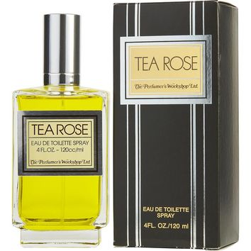 Tea Rose by The Perfumer's Workshop for women