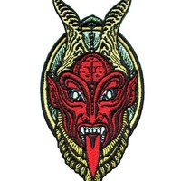 Krampus Demon Patch