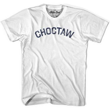 Choctaw City Vintage T-shirt