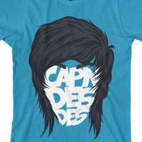 CapnDesDes Hair (Turquoise) - Des And Nate - Official Online Store on District LinesDistrict Lines