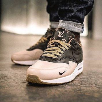 ABAUGUAU Louis Vuitton x Nike Air Max Sneaker