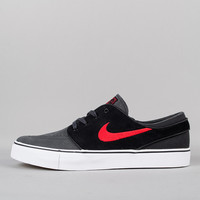 Nike Sb Zoom Stefan Janoski Trainers - Anthracite/uni Red at Ozzys