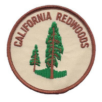 California Redwoods Patch