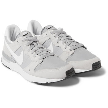Nike - Archive 83.M Suede, Canvas and Mesh Sneakers | MR PORTER