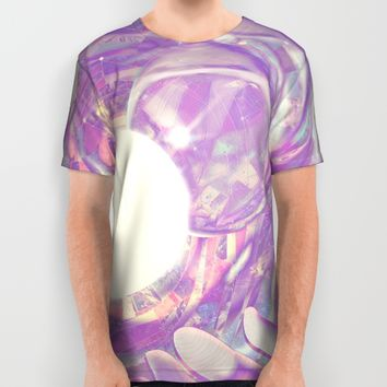 Space All Over Print Shirt by Ben Geiger