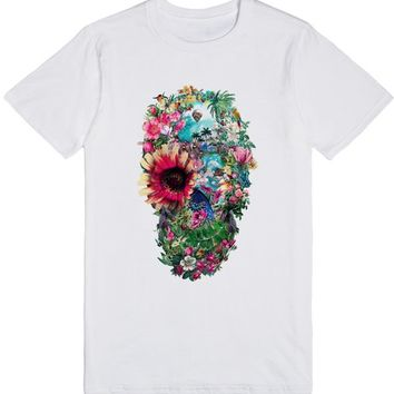 Summer Skull II | T-Shirt | SKREENED