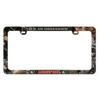 Mossy Oak Break-Up Camo License Plate Frame