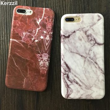 Soft Marble Phone Case
