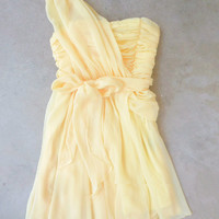 Summer Shadows Party Dress