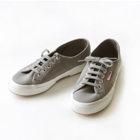 Superga Cotu Classic Sneakers - Grey - shoes & boots - PERSONAL ACCESSORIES