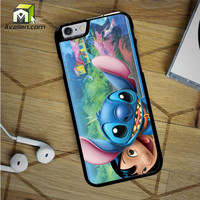Disney Lilo Stitch iPhone 6S Case by Avallen
