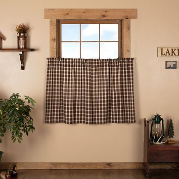 Rory Tier Curtains 36""