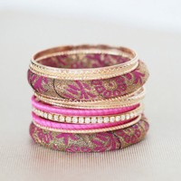 fairest beauty bangle set at ShopRuche.com