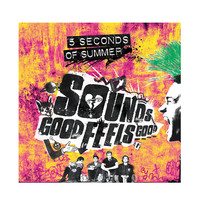 5 Seconds Of Summer - Sounds Good, Feels Good Vinyl LP