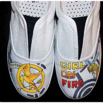 The Hunger Games Shoes
