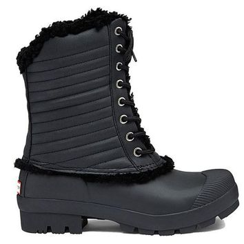Hunter Original Pack Boot   Black Winter Boot