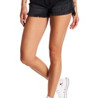 STS BLUE | Hi-Lo Frayed Hem Shorts | Nordstrom Rack