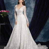 Style 970   Sapphire Bridal Gowns   Alfred Angelo