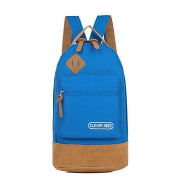 Cool Backpack school Cool women travel backpack boy small bagpack travel bag men mochila oxford sling chest motorcycle bag pack fashion shoulder bags AT_52_3