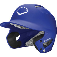 EvoShield Triple Density Core Batter's Helmet - Royal