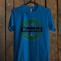 game of thrones winterfell beer Blue For Mens T Shirt and Womens T Shirt *76*
