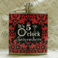 Women's 6 oz. flask