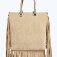 Heidi Tassel Edge Day Bag