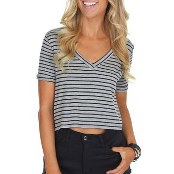 Grey Striped Crop