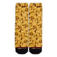 Function - Chicken Nuggets All Over Fashion Sock