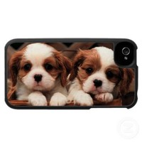 Puppy Pictures iPhone 4 Cases from Zazzle.com