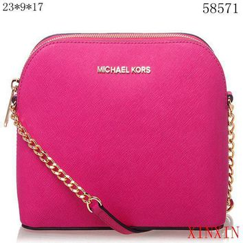 MICHAEL KORS MK Shopping leather handbag bag