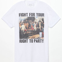 Riot Society Fight For Your Right T-Shirt at PacSun.com