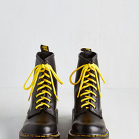 I Like How You Lean Leather Boot | Mod Retro Vintage Boots | ModCloth.com