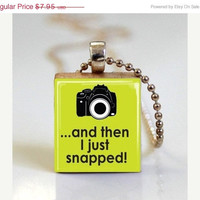 ON SALE Funny Jewelry for Photographers And by MissingPiecesStudio