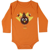 Thanksgiving Turkey Bodysuit