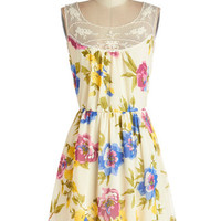 Window Box Shopping Dress