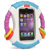ThinkGeek :: Laugh & Learn Baby iPhone Case