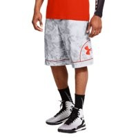 Under Armour Mens UA Freight Game II Printed Shorts