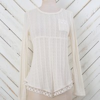 Altar'd State Fair Lacey Top | Altar'd State