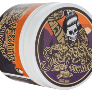 SUAVECITO SANDALWOOD FIRME (STRONG) HOLD